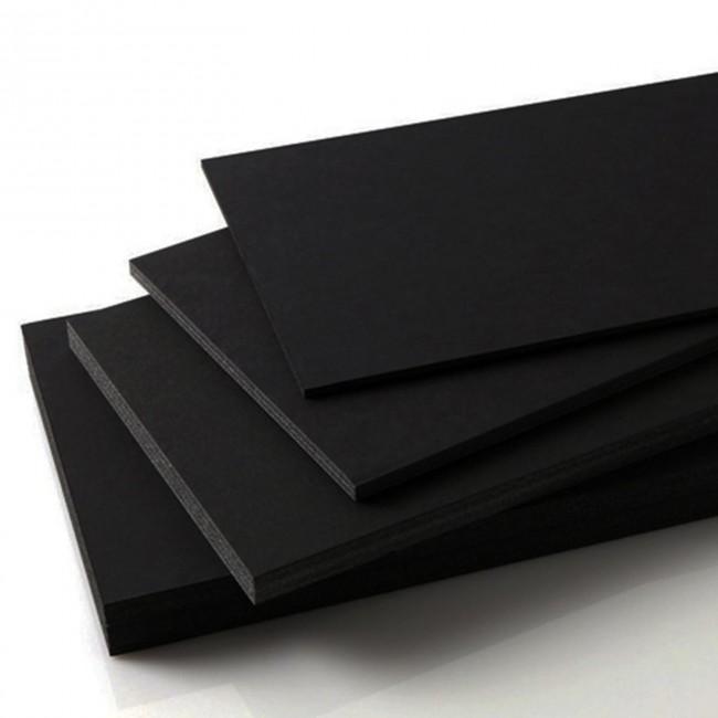 Harf / Karakter Kesim Siyah Dekota 9 mm