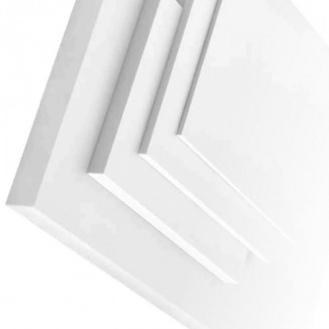 Harf / Karakter Kesim Beyaz Dekota 7.5 mm