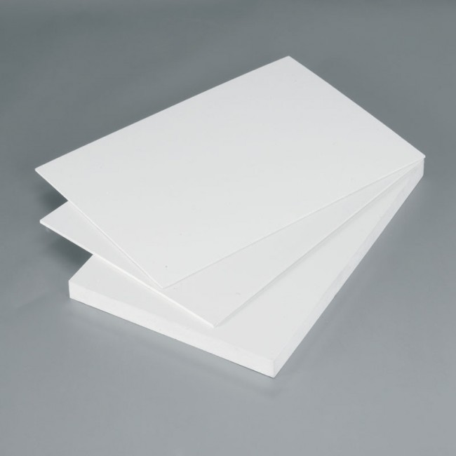 18 mm Beyaz Dekota (Foreks-PVC Foam) 156x305 cm.