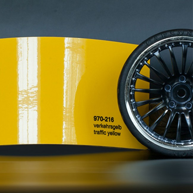 216 Traffic Yellow - 8300 Seri