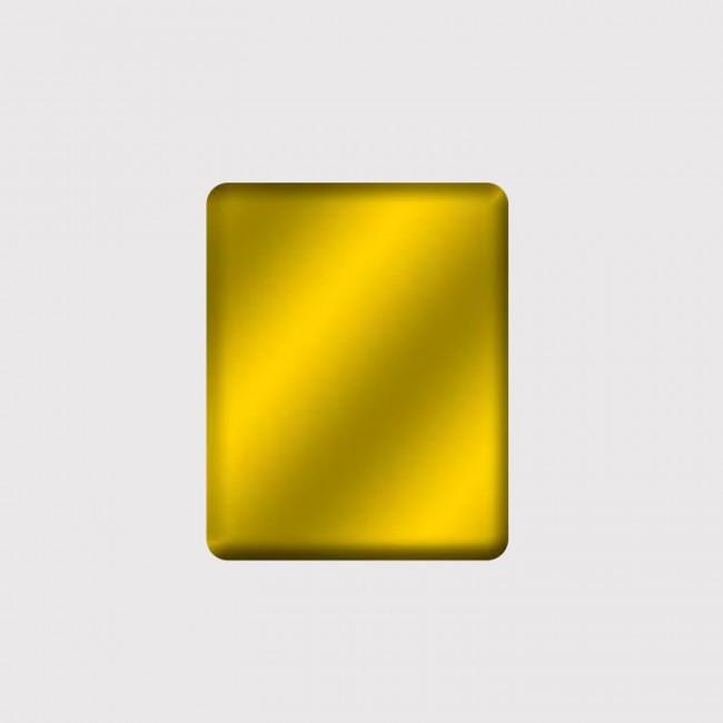 Harf / Karakter Kesim Kompozit Altın Ayna