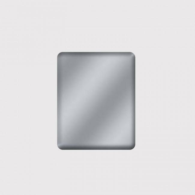 Harf / Karakter Kesim Kompozit Gümüş Ayna
