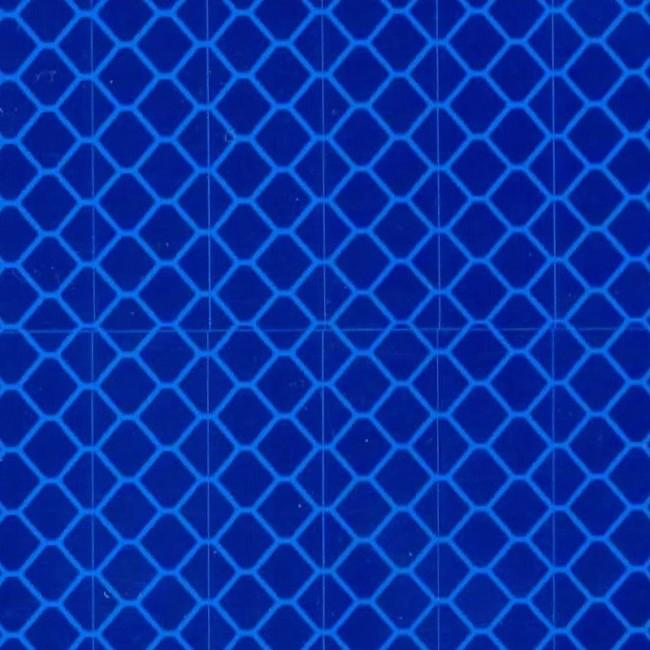 Petekli Mavi Reflektif Folyo (1,24 cm.)