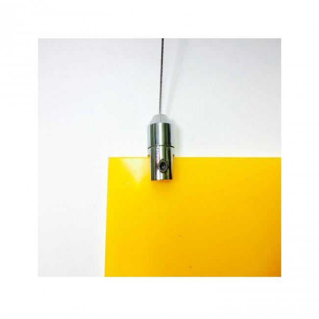 Sarı Pleksi 2.8 mm - 135x200 cm.