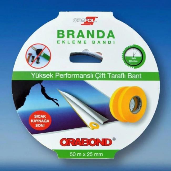 Branda Ekleme Bandı - 50x25 mm
